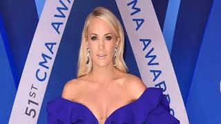 Dashcam video shows Carrie Underwood was very polite during first traffic stop