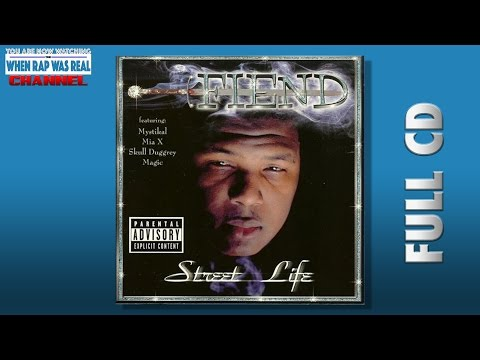 Fiend - Street Life [Full Album] Cd Quality