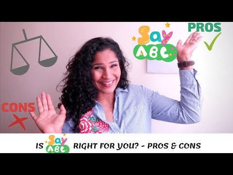 I HATE Say Abc (just Kidding...!) Pros & Cons To Working For SayAbc