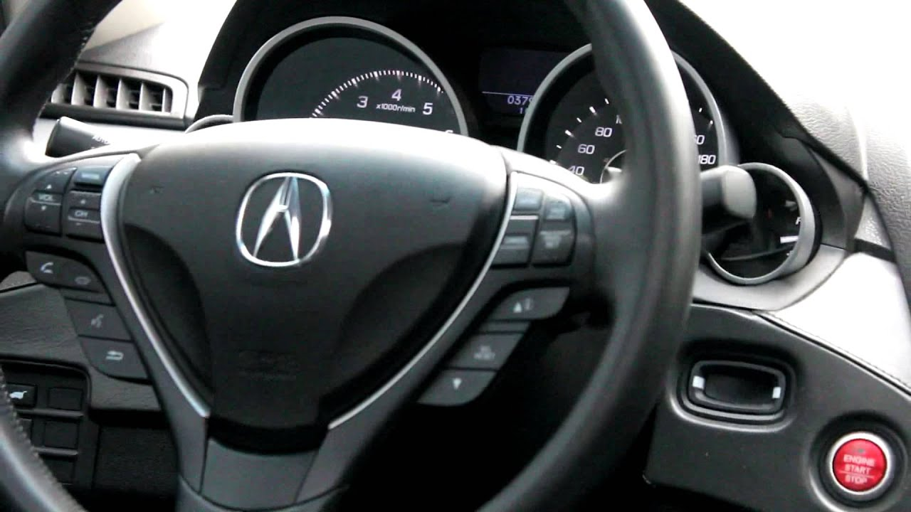 Acura ZDX In Review Village Luxury Cars Toronto YouTube - Acura zdx wheels