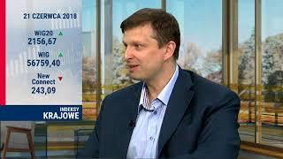 MAREK ZUBER (ekonomista) - CZY PODROŻEJE CHLEB W POLSCE ?