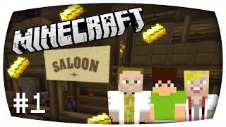 [GEJMR] Minecraft - Zachraň dveře w/ MenT97 a Jirka - ep 1
