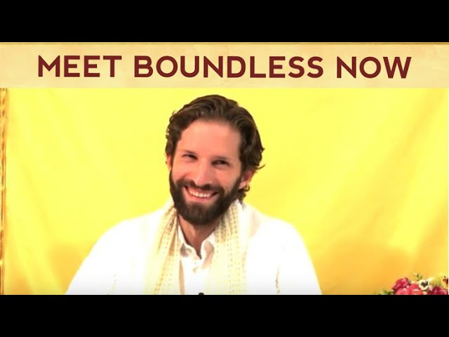 Time to Meet in the Boundless NOW Guided Practice