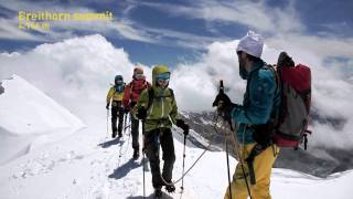 Exploring The Alps: Mont Blanc training