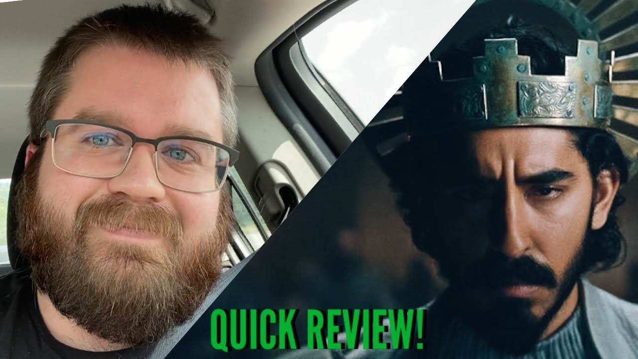 The Green Knight - Quick Review Right Out Of The Theater!