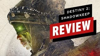 Destiny 2: Shadowkeep Review (Video Game Video Review)