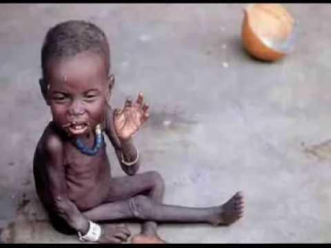 Un Minuto de Reflexion (Niños de África)