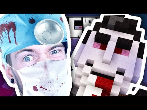 Minecraft | COUNT DRACULA'S OPERATION!!