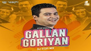 Gallan Goriyan (Remix) | DJ Vispi | John Abraham | Mrunal Thakur | Dhvani Bhanushali | Taz