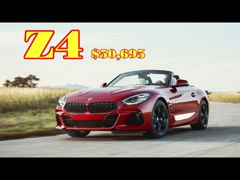 2019 bmw z4 release date | 2019 bmw z4 review | Here is 6 Newest BMW for 2019 and 2020