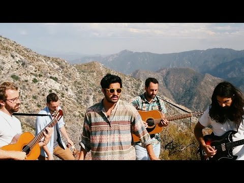Young The Giant: Anagram (In The Open)