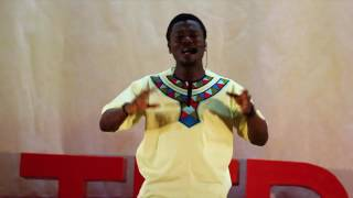 Finding Your Gold | Lekpele Nyamalon | TEDxMonrovia