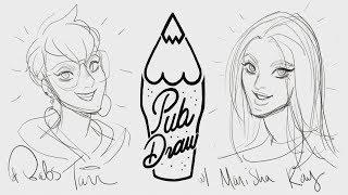 Pub Draw Premieres Jan 23 on Twitch!