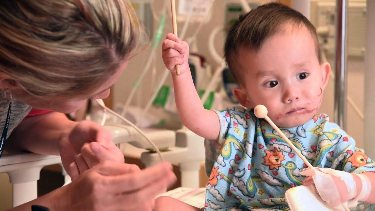 Music Therapy at Boston Children's Hospital
