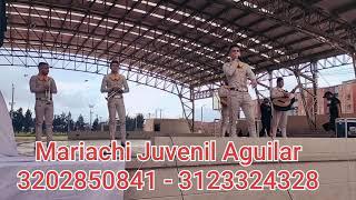 Mariachi Juvenil Aguilar. el precio de tu error Luis Alberto Posada