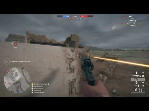 Battlefield 1 - Multiplayer - Suez - horse spree