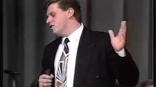 Дружба с Богом Валерий Иванник г. Рига   Новое Поколение   21.01.1996