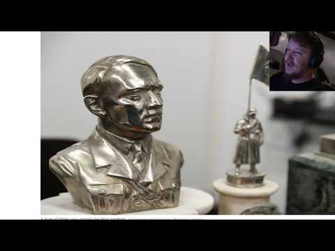 Museum or Burn it all? Nazi Artifacts found in Argentina.