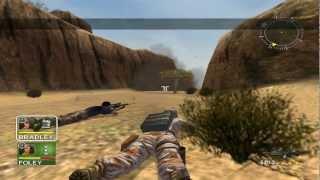 Conflict:Desert Storm Mission 1-Rescue