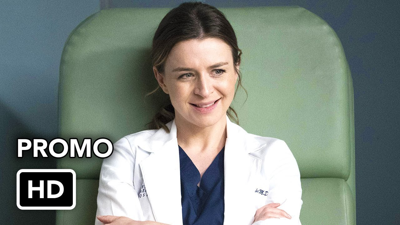"""Download Grey's Anatomy 14x18 Extended Promo """"Hold Back the River"""" (HD) Season 14 Episode 18 Extended Trailer"""