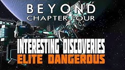 Elite Dangerous Chapter Four - Finding USS, Scenarios, Missions and Planetary Features