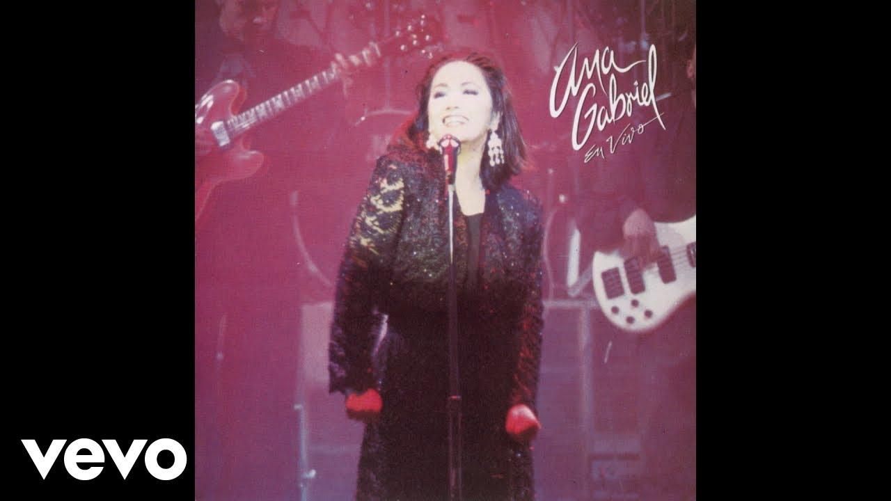 Ana Gabriel - Hasta Que Te Conocí (En Vivo - Remasterizado [Cover Audio])