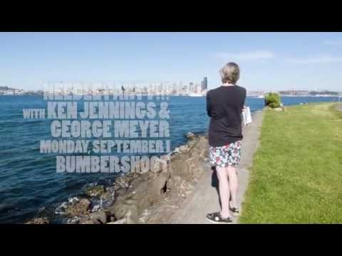 Bumbersession: George Meyer at Alki Point