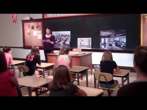 Ruby Bridges: Power of Children - Live Actors at The Children