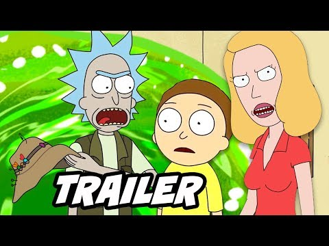 Rick and Morty Season 4   Clone Beth Explained by Dan Harmon