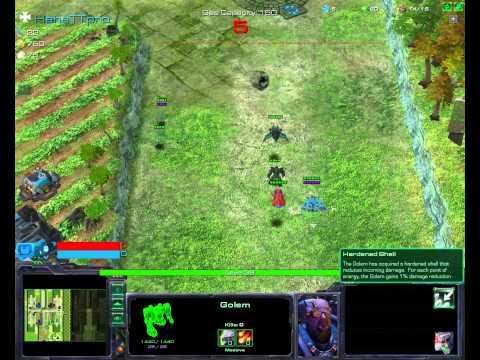 Starcraft 2 - Squadtd chaos refined