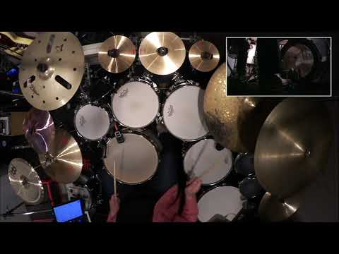 The Police   Cant Stand Losing You Drums Cover By  T.Ida