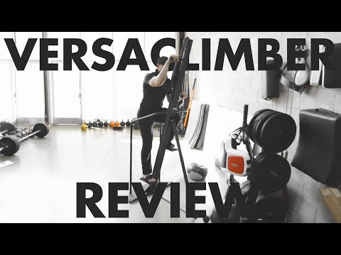 7 Good reasons to Love the VersaClimber