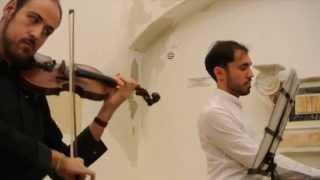 Hanami Trio: Orazio Saracino, piano - Paolo Viganò, violin - Katy A...