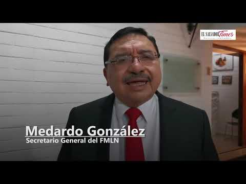 """Medardo González: """"Seremos una oposición constructiva, pero también críticos y señalaremos los errores del Gobierno"""""""