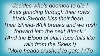 Sacred Steel - Lust For Blood Lyrics