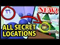 ALL NEW *FREE* ITEM & BEESMAS PRESENT SECRET LOCATIONS | Roblox Bee Swarm Simulator