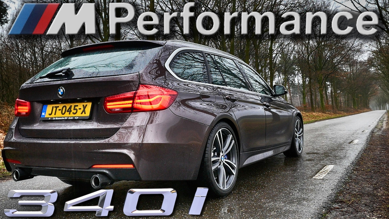 bmw 340i m performance exhaust drive sound by autotopnl youtube. Black Bedroom Furniture Sets. Home Design Ideas