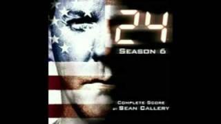 24 Season 6 Soundtrack - An Acceptable Loss...