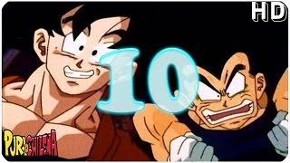 Los 10 Momentos Más Hilarantes De Dragon Ball Z   Purachilena
