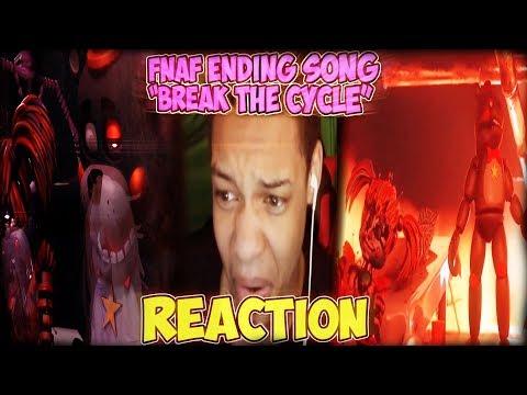 FNAF ENDING SONG