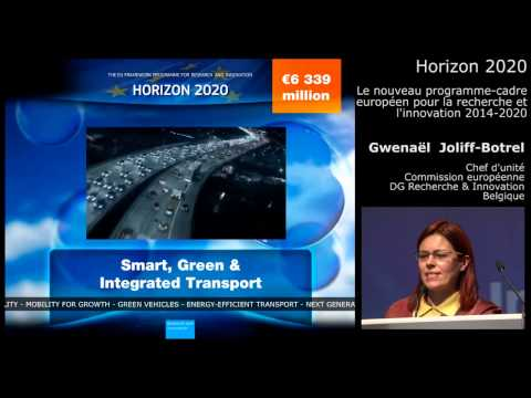 Horizon 2020 - the new EU framework program for research and