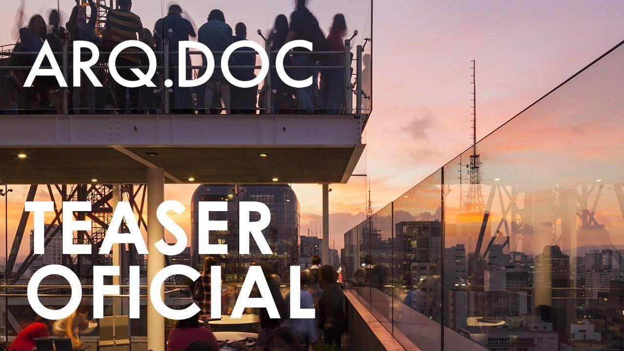 ARQ.DOC - Teaser Oficial: O Novo Alumínio