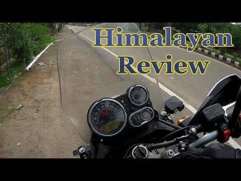 True Royal Enfield Himalayan Review after 15000 KM
