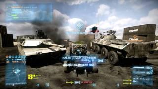 Battlefield 3 - Funny DPV Jeep C4 Kills (short)