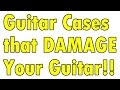 Are Guitar Cases Hurting Your Guitars?  10 Case in 20 Minutes!