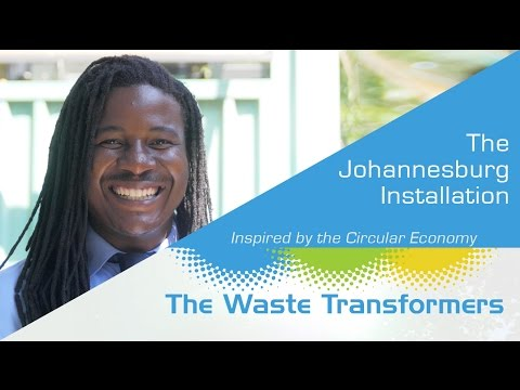 The Waste Transformers enable entrepreneurs to clean-up South Africa!