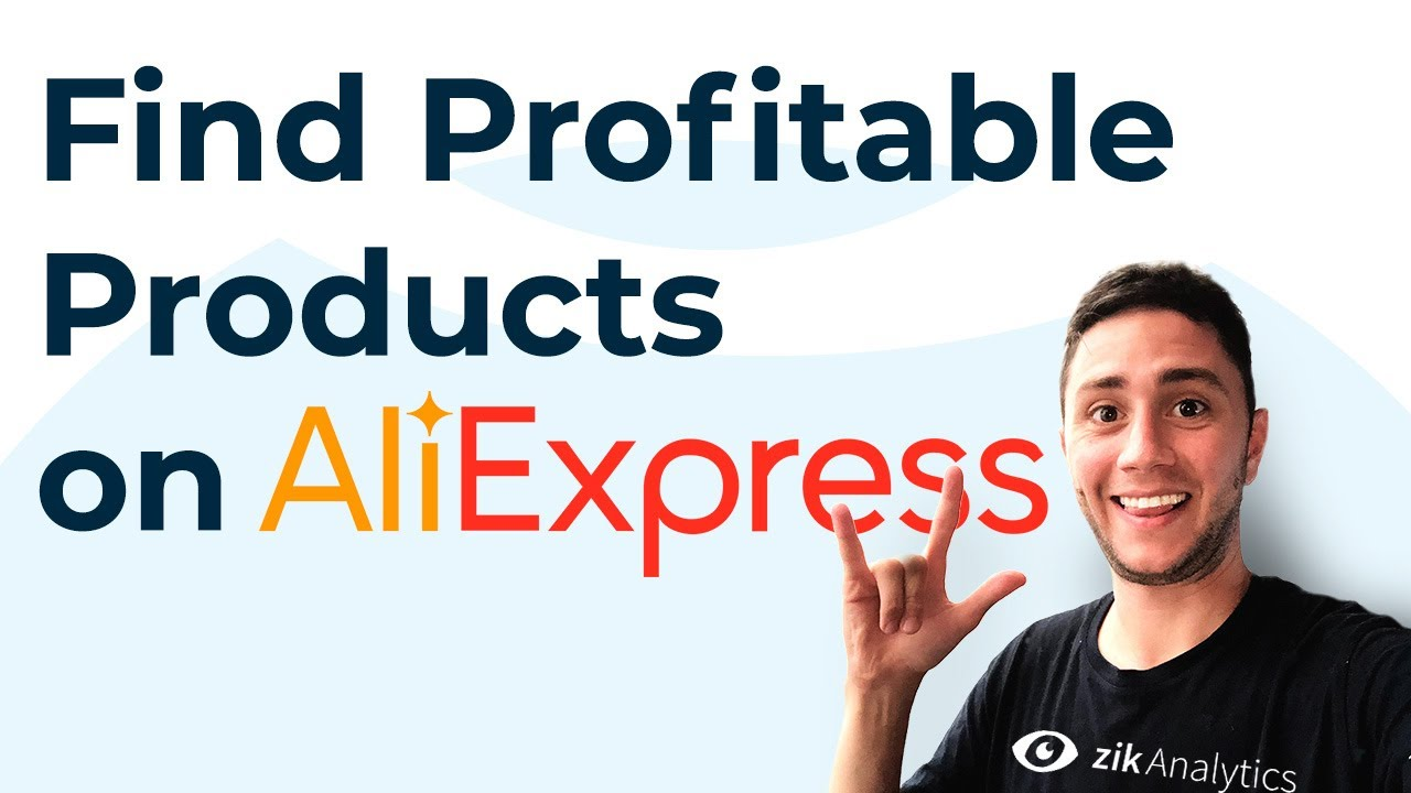 Aliexpress Dropshipping  | Find Profitable Products to Dropship on Aliexpress