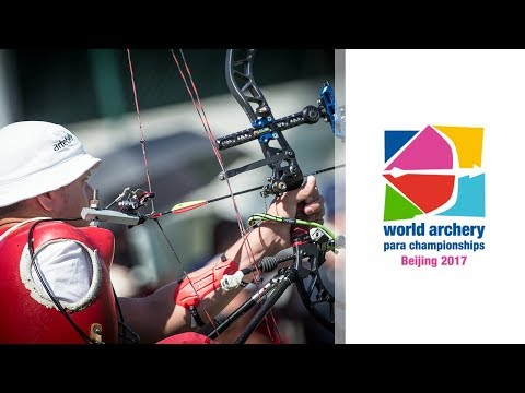 Full session: Compound Finals | Beijing 2017 World Archery Para Championships