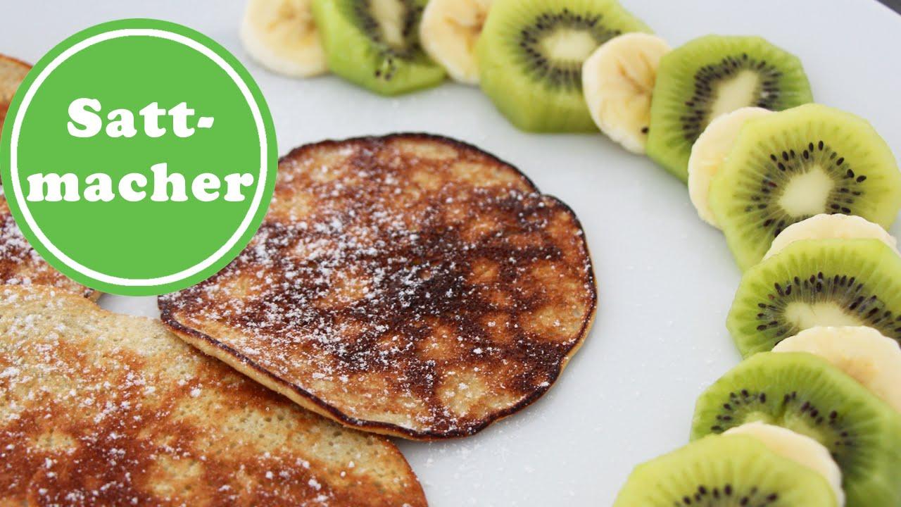 Sattmacher Pfannkuchen Mit Nur 2 Zutaten Nach Weight Watchers Youtube