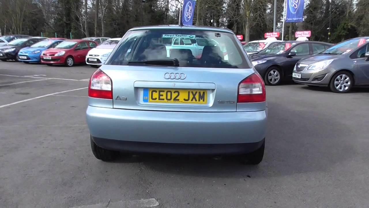 Audi A3 1 9 Tdi 130 Sport 5dr U26028